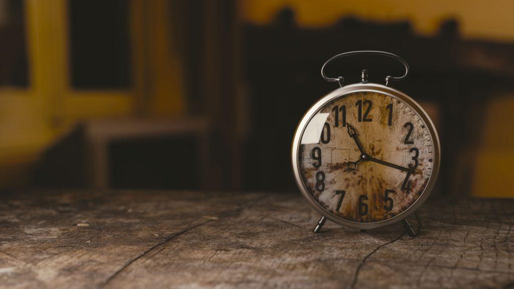 自分の時間